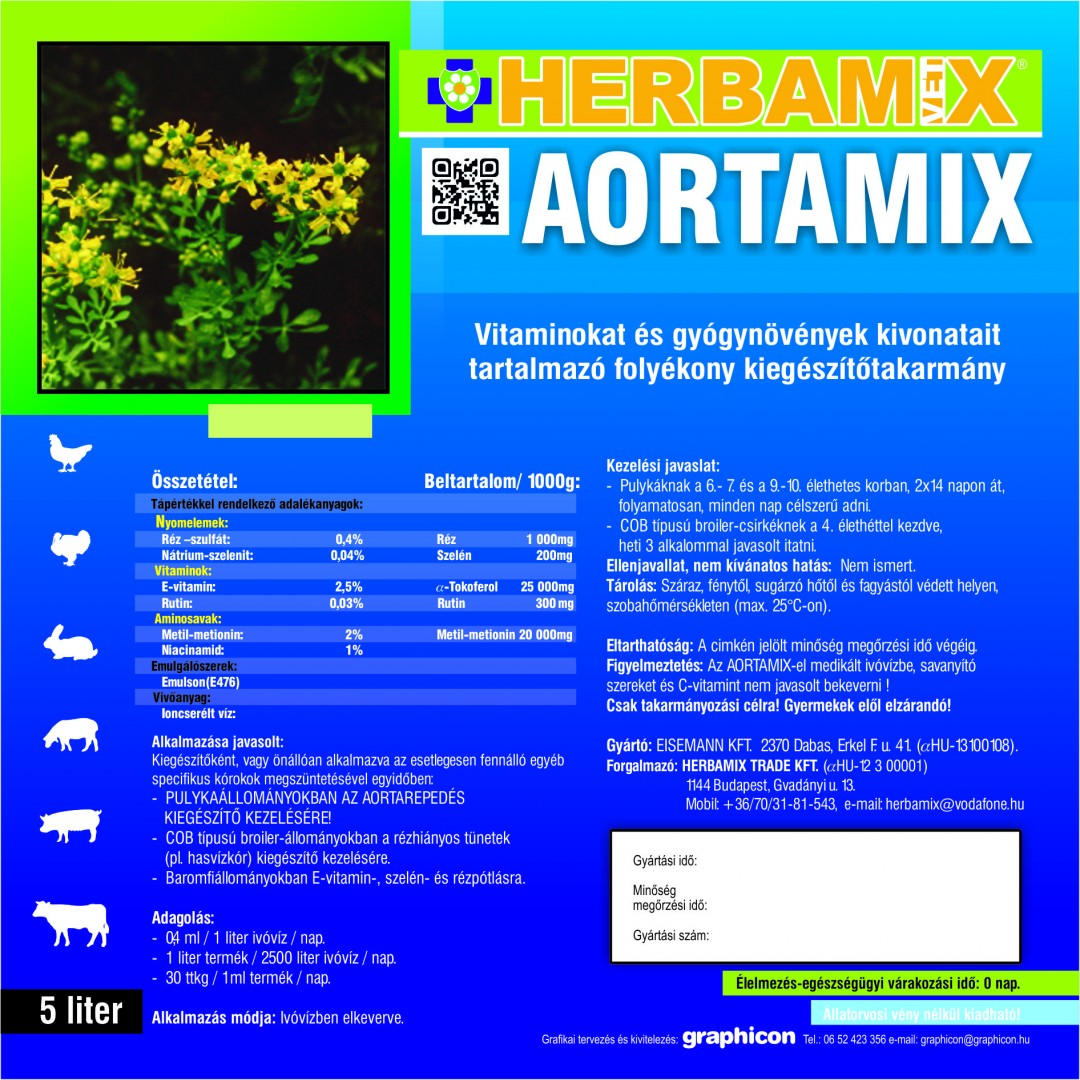 Herbamix Aortamix