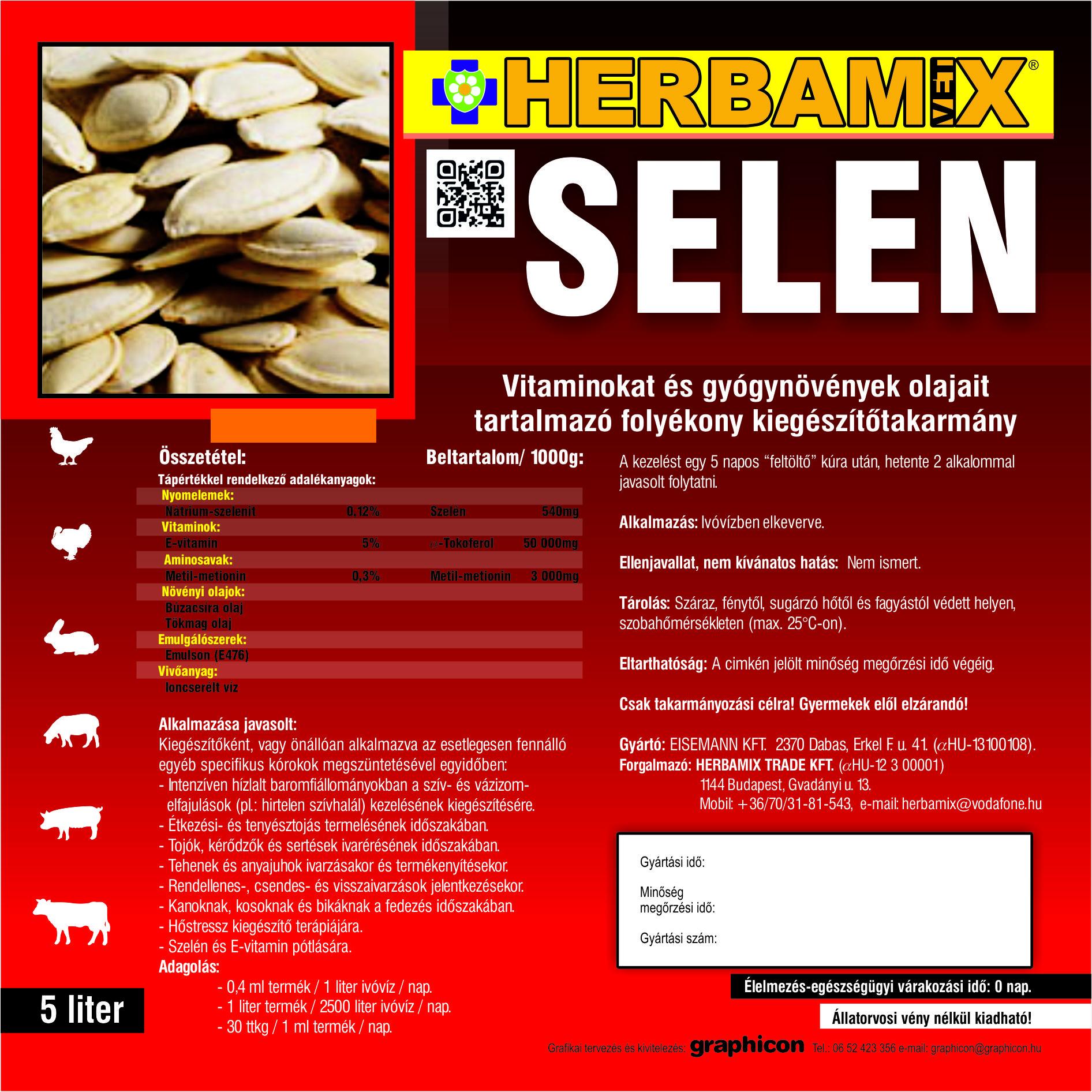 Herbamix Selen