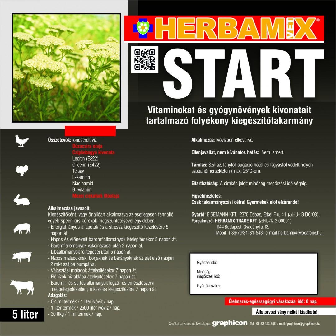 Herbamix Start